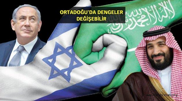 İsrail Suudi Arabistan İttifakı