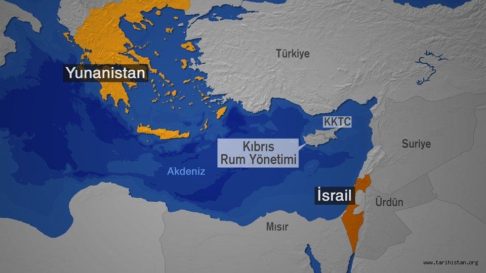 İsrail ve Kıbrıs - Prof. Dr. Anıl ÇEÇEN