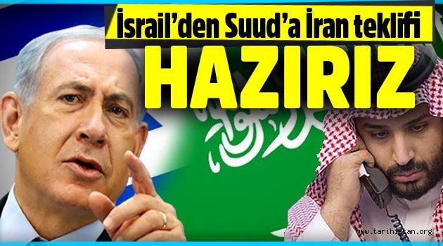 İsrail'de Suudi Arabistan'a İran'a Saldırı  çağrısı