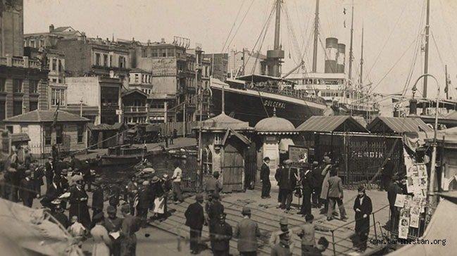 İstanbul'dan New York'a Türk bayrağını getiren ilk gemi: Gülcemal