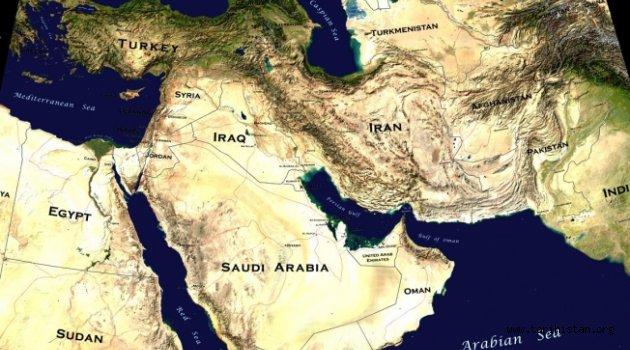 İşte İngilizlerin Ortadoğu planı