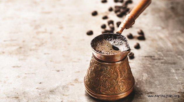 Kahve sarayda Türk oldu