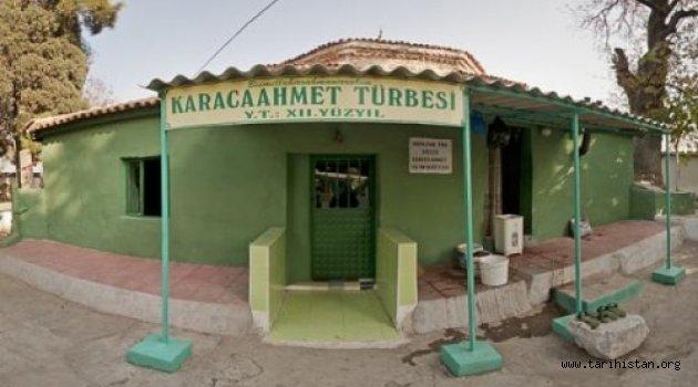 KARACA AHMET TÜRBESİNİ KURTARIN