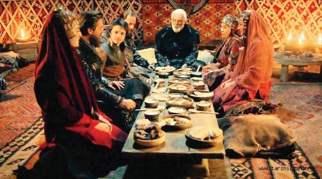Kayı Boyu lezzetleri Anadolu'da