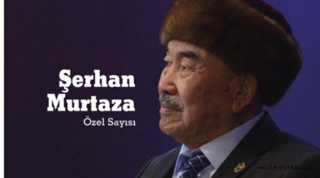 Kazak Edebiyatının ünlü yazarı Şerhan Murtaza vefat etti