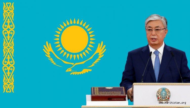 KAZAKİSTAN CUMHURBAŞKANI KASSYM JOMART TOKAYEV'İN BİRİNCİ ÇALIŞMA YILI / Yazan: Suinbay Suyundikov