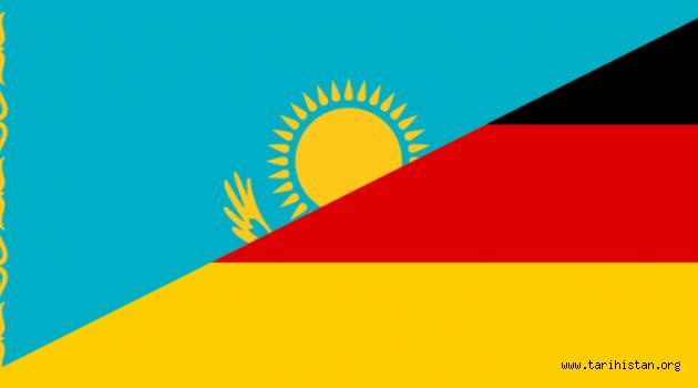 Kazakistan ve Almanya 8 Anlaşma imzaladı