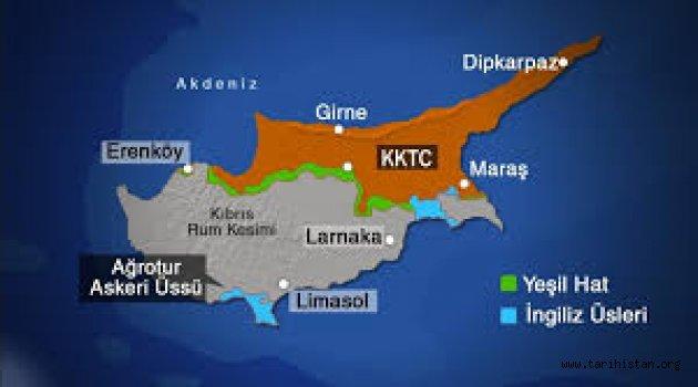 Kıbrıs'ı savunamayan anavatanı da savunamaz!