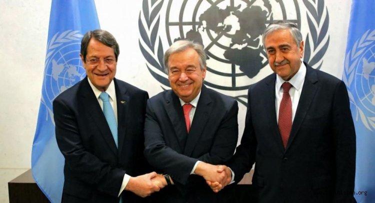 Kıbrıs'ta Enosis mi iki devletli çözüm mü? / Yazan: Cahit Armağan Dilek