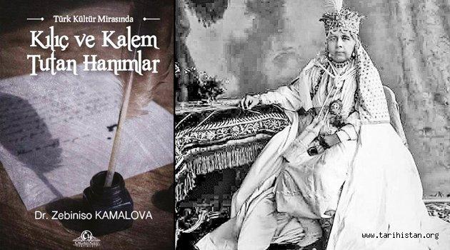 Kılıç ve kalem tutan hanımlar