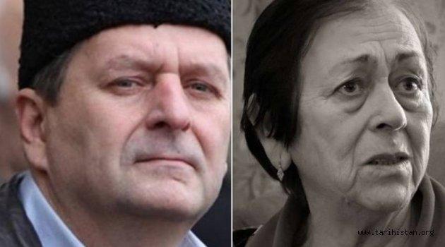 Kırım Tatar Milli Meclisi Başkan yardımcısı Ahtem Çiygöz'ün annesi Aliye Çiygöz, hayatını kaybetti