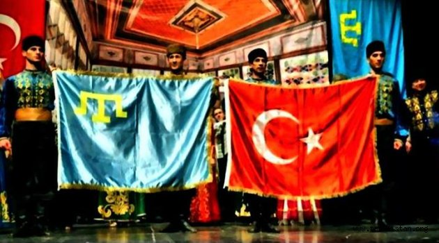 Kırım Tatarları Unutulmaz