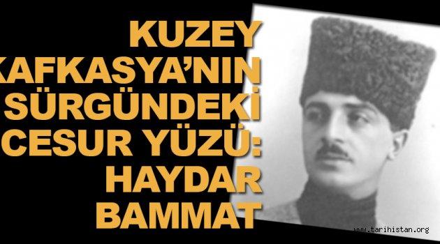 Kuzey Kafkasya'nın sürgündeki cesur yüzü: Haydar Bammat