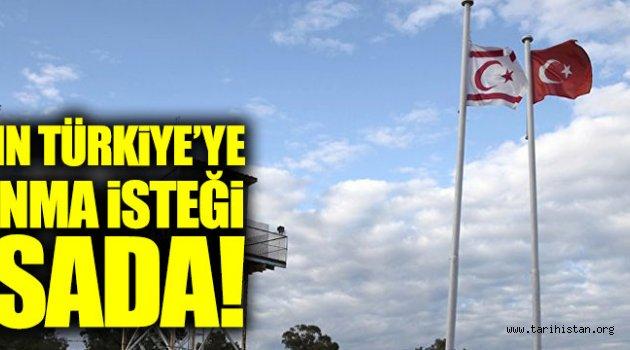 Kuzey Kıbrıs'ın Türkiye'ye bağlanma isteği masada