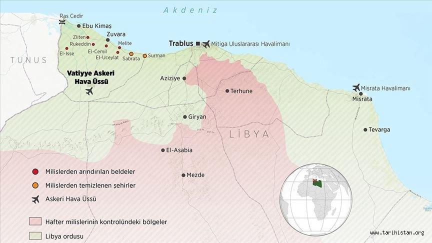 'Libya'da Neler Oluyor?' Strateji Uzmanı SUAT GÜN ile Konuştuk. / Oğuz ÇETİNOĞLU