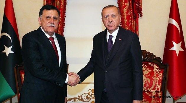 Libya hükümet lideri Fayiz el Serraç Türk ve Manisalıdır