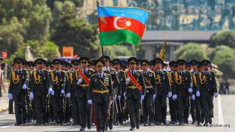 26 Haziran - Azerbaycan Cumhuriyeti Silahlı Kuvvetler Günü