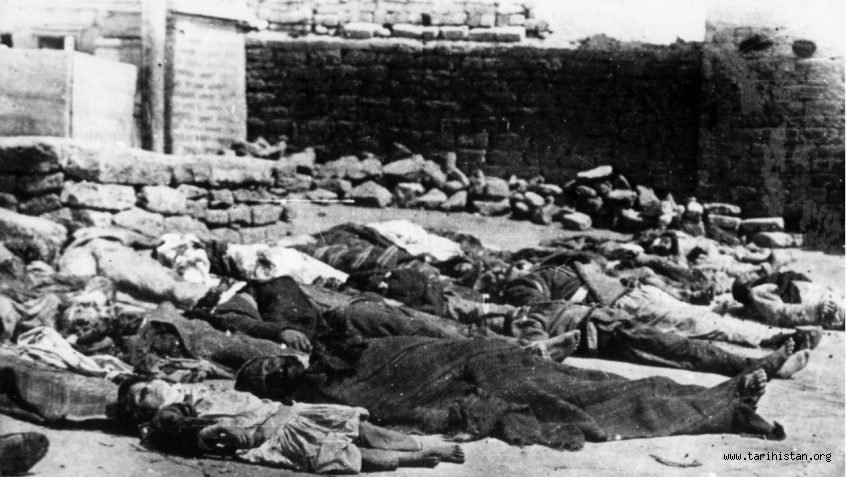 31 Mart Azerbaycan Türklerine Yapılan Soykırım Günüdür / Yazar: Dr. Sinan Oğan