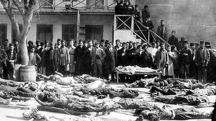 Azerbaycanlıların Soykırımı Günü - 31 Mart