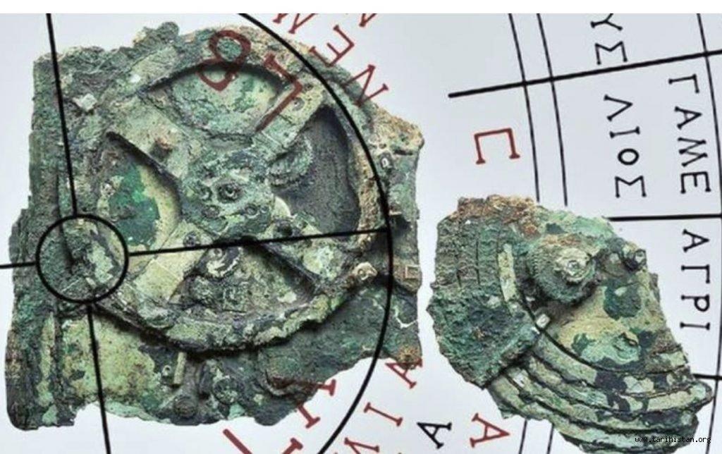 Bilinen En Eski Bilgisayar, 2000 Yıllık Bir Gemi Batığında Bulundu!