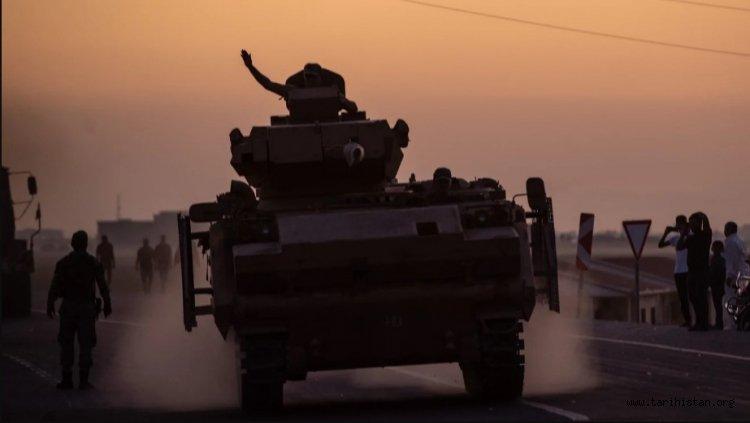 Dikkat! Türkiye'nin Harekatını Boşa Çıkarıyorlar Yazan: Cahit Armağan Dilek