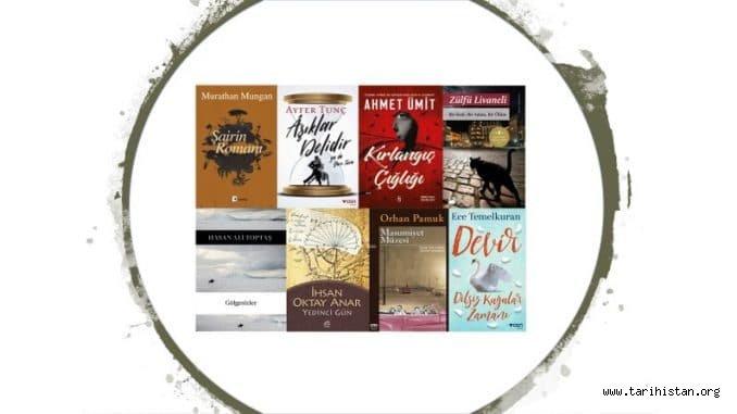 Günümüz Yazarlarından Okunası 8 Roman