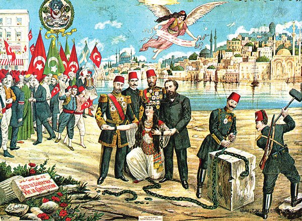 II. Meşrutiyet devrini aydınlatan makaleler
