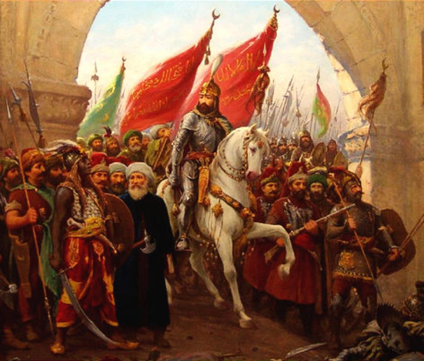 İstanbul'un Fethi - Ord. Prof. İsmail Hakkı UZUNÇARŞILI