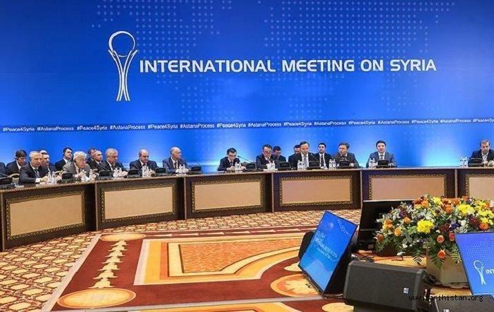 KAZAKİSTAN'DA SURİYE ZİRVESİ: TÜRKİYE, İRAN VE RUSYA NUR SULTAN'DA TOPLANIYOR