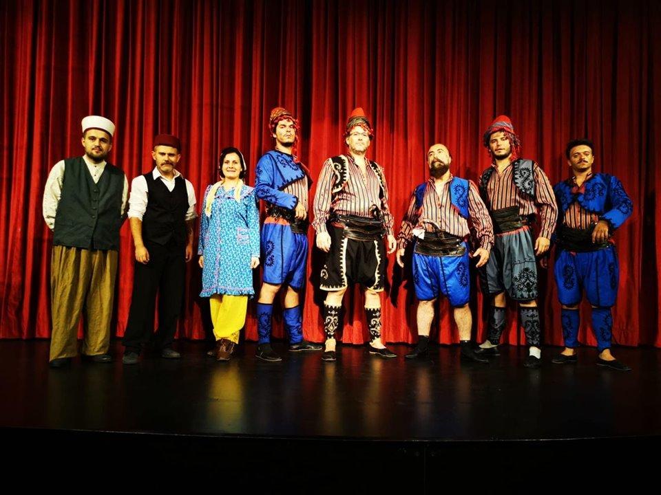 """Manisa'da """"GÖRDESLİ MAKBULE"""" Tiyatro Gösterisi İle Anılacak"""