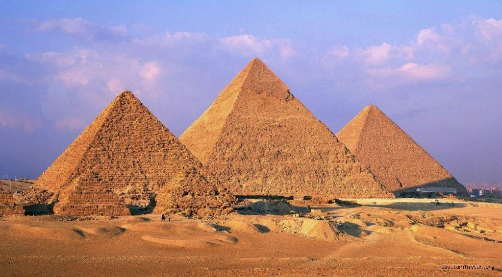 Mısır Piramitleri Söylenildiğinden Daha Eski Olabilir mi?