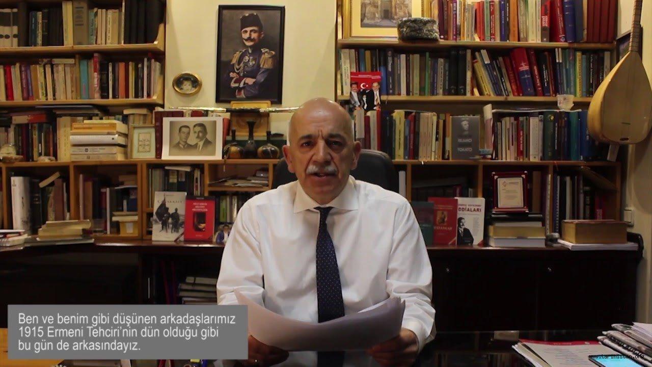Mustafa Çalık'tan Tehcir Bildirisi