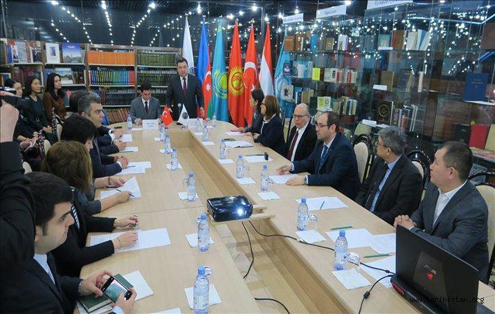 ÖMER SEYFETTİN, KAZAKİSTAN'DA ANILDI