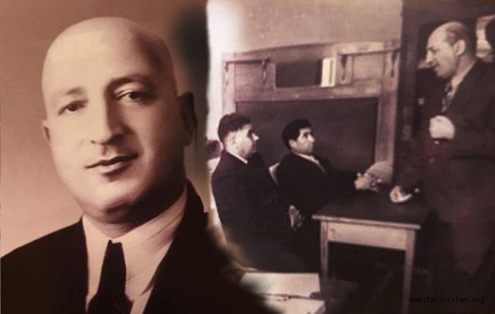 Rahmi Asan oğlu Tarpi: Kırım'dan Azerbaycan'a uzanan bilim yolu