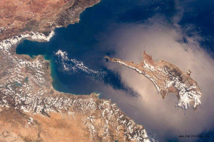 TCG KIBRIS Doğu Akdeniz'e açılıyor / Yazan: Cahit Armağan Dilek