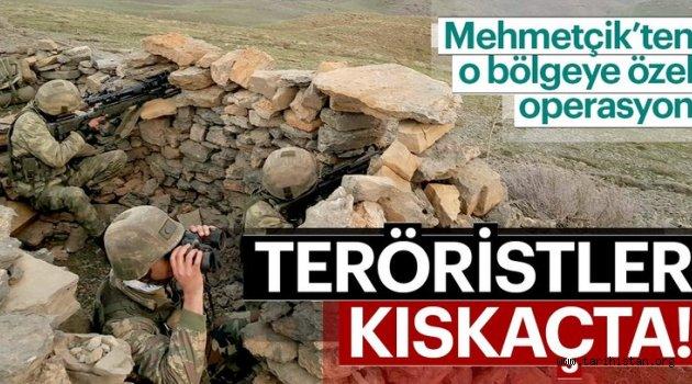 Türkiye Kuzey Irakta kalıcı olmalıdır.