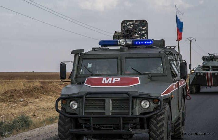 TÜRKİYE SINIRINDA KONUŞLANIYORLAR: RUSYA'DAN SURİYE'DE YENİ TERÖR ÖRGÜTLERİNİN KURULMASINA DESTEK!