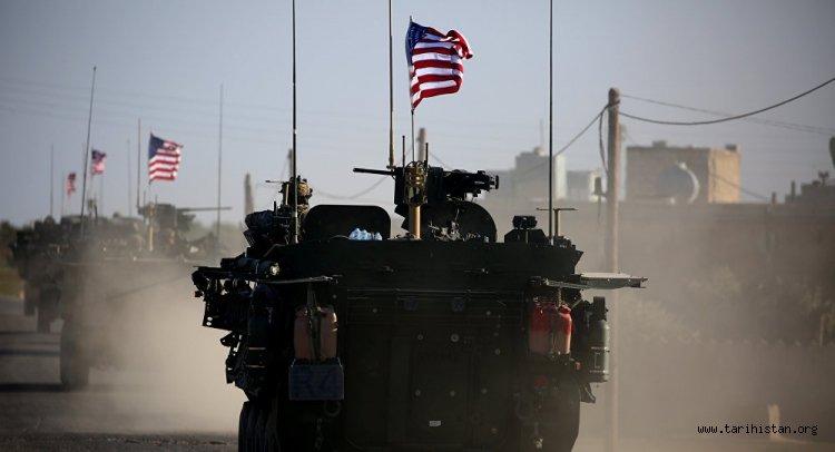 Türkiye'ye Dedeağaç - Rakka Hattında ABD Kuşatması - Yazan:  Cahit Armağan Dilek