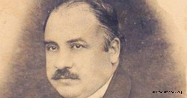 Ziya GÖKALP (Doğum tarihi: 23 Mart 1876, Çermik Ölüm tarihi ve yeri: 25 Ekim 1924, İstanbul)