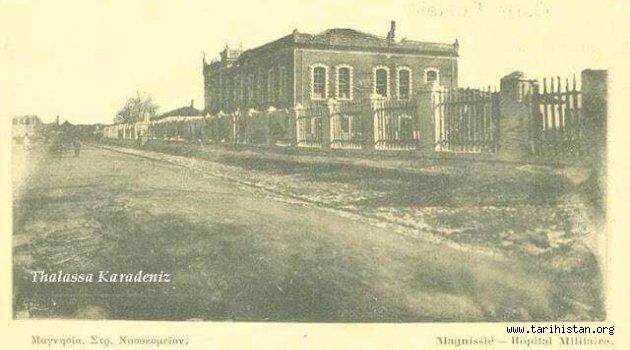 Manisa Baytar Mektebi-Manisa Asker Hastanesi