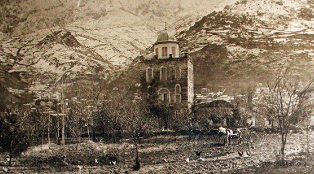 Manisa'da Fatih'in kulesi bar yapıldı!