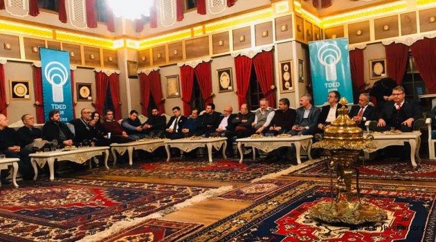 Manisa Dil ve Edebiyat Derneği İrfan Meclisinde
