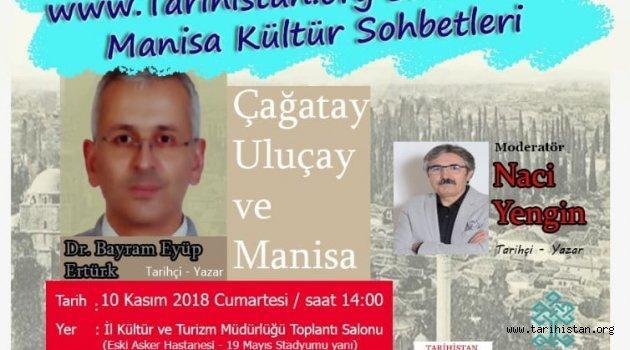 Manisa Kültür Sohbetleri Başlıyor