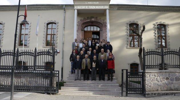Manisa Kültür Sohbetleri Programı Yeniden Başladı