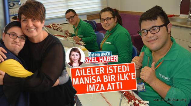 """Manisa'dan Türkiye'ye Örnek Proje: """"ZEKİ"""""""