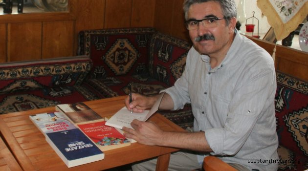 Manisalı Tarihçi Yazar Naci YENGİN ile...
