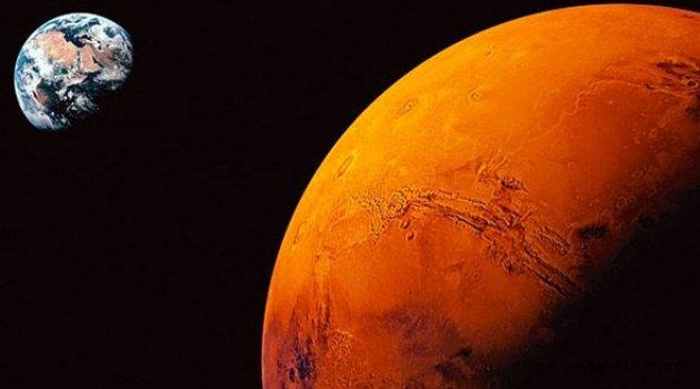 Mars yolculuğu için 2 milyon kişi rezervasyon yaptırdı!