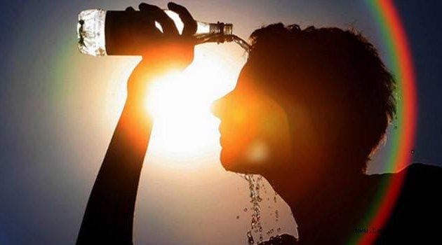 Meteoroloji'den sıcaklık uyarısı: Öldürücü olabilir