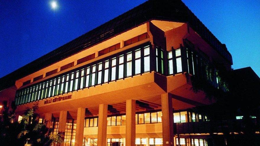 Milli Kütüphane kaldırıldı! Ülkenin hafızası artık yok