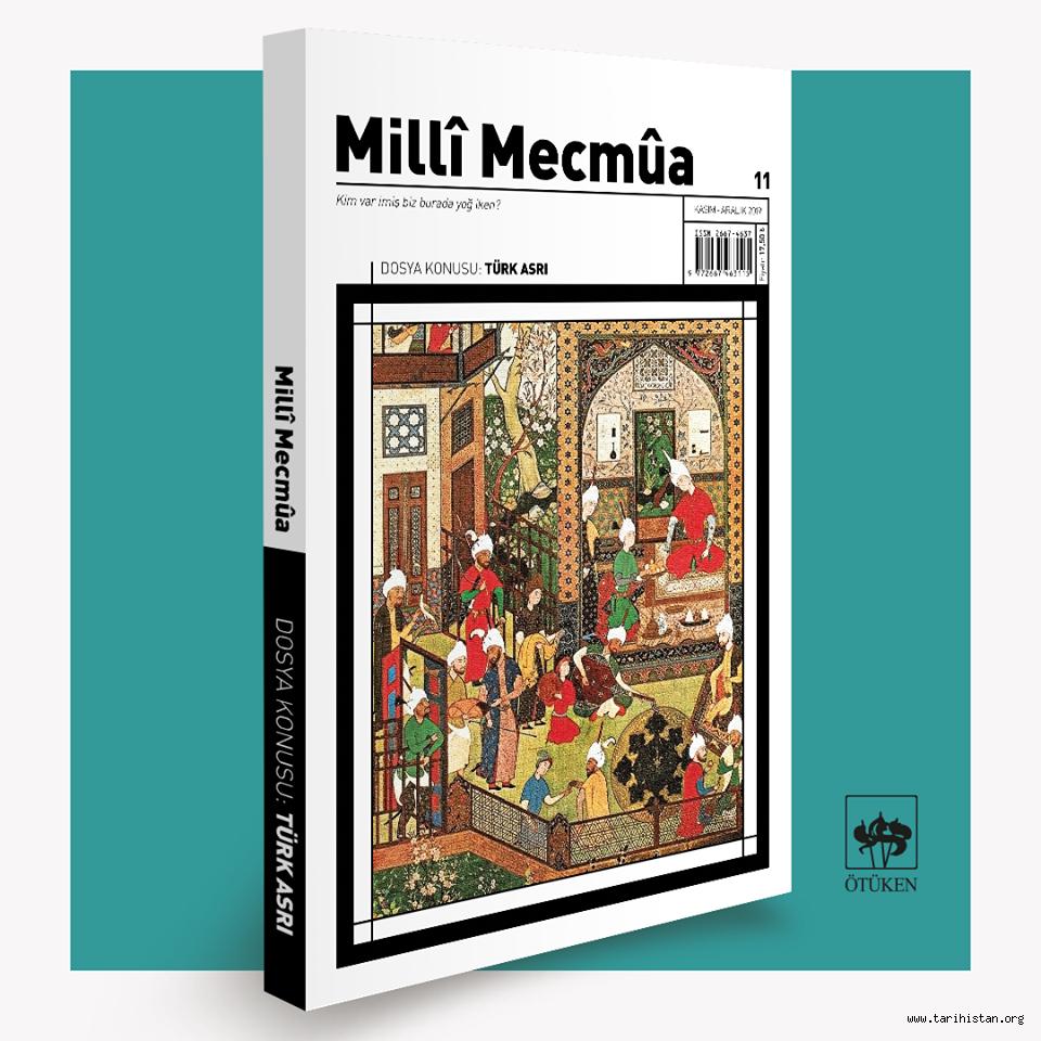 Milli Mecmua'nın Türk Asrı Sayısı çıktı